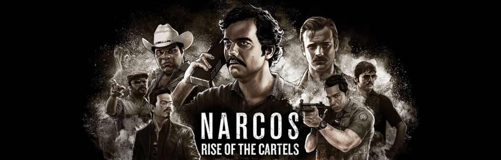 Narcos: Rise of the Cartels game trailer